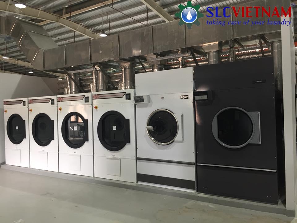 SLCVIETNAM khảo sát và lắp đặt máy giặt tại khách sạn Intercontiental Phú Quốc