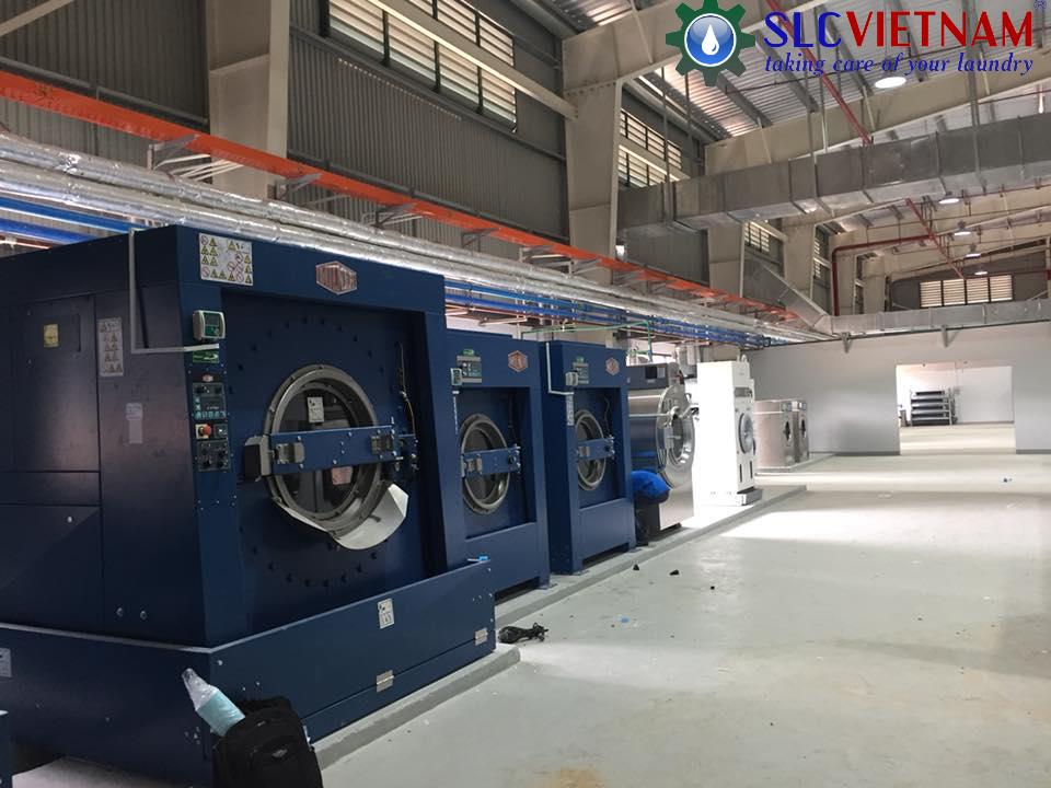 Khảo sát và lắp đặt máy giặt công nghiệp