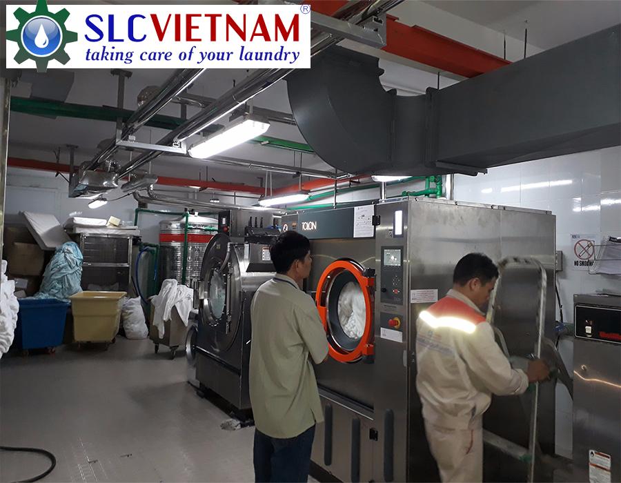dịch vụ sửa chữa lắp đặt máy giặt công nghiệp