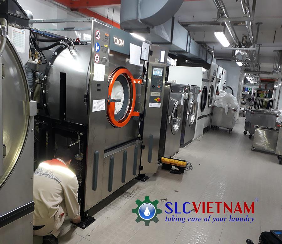 dịch vụ sửa chữa máy giặt công nghiệp