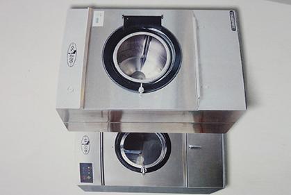 Máy giặt 2 gối công nghiệp