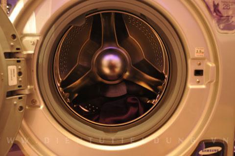 Máy giặt khô bằng khí nóng