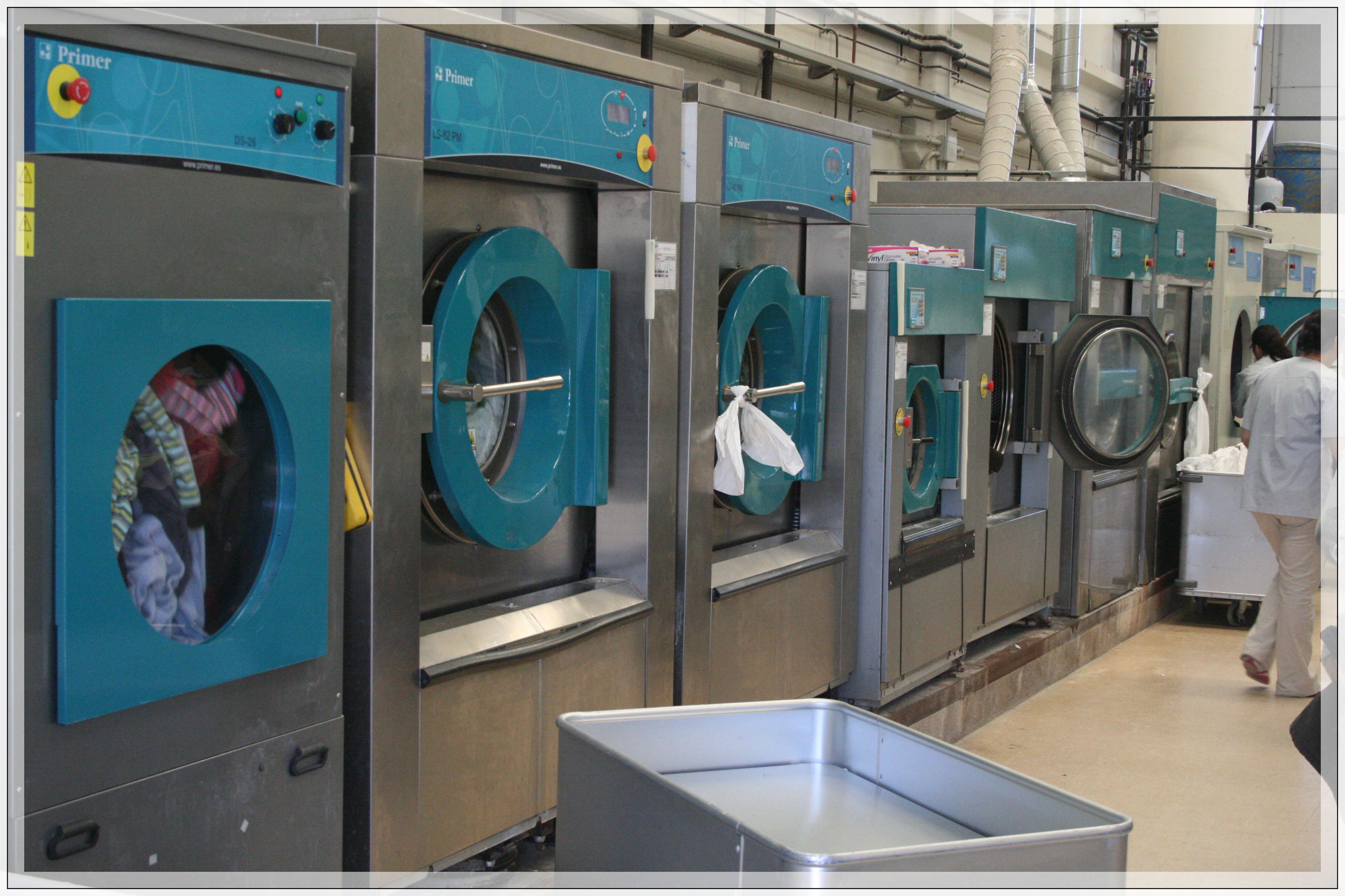 Những lưu ý khi mở tiệm giặt ủi