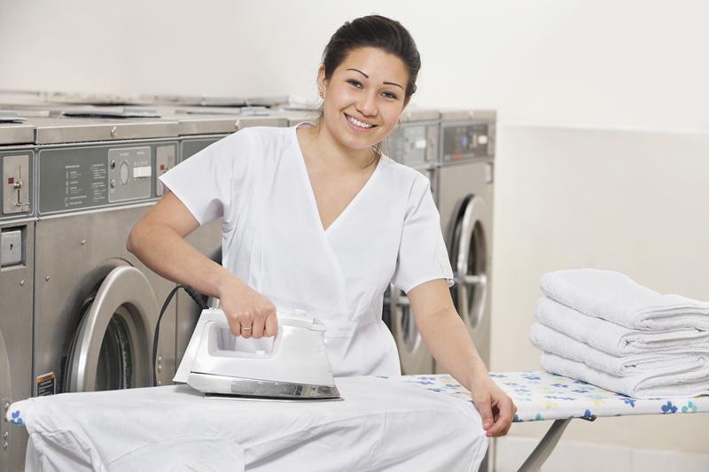 Biện pháp giúp sử dụng giặt khô là hơi mà an toàn.