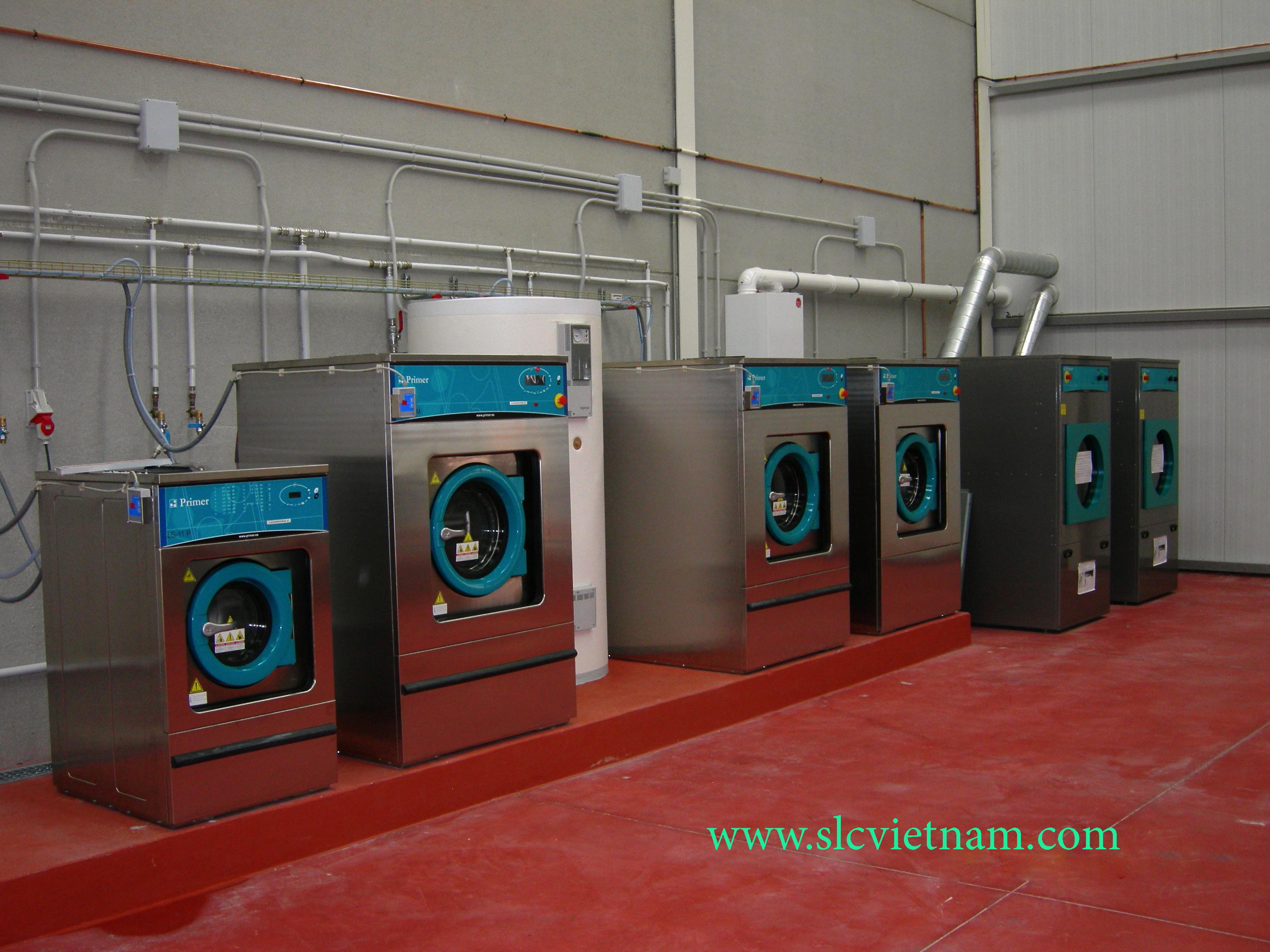 Qui trình thiết kế hệ thống thiết bị giặt là