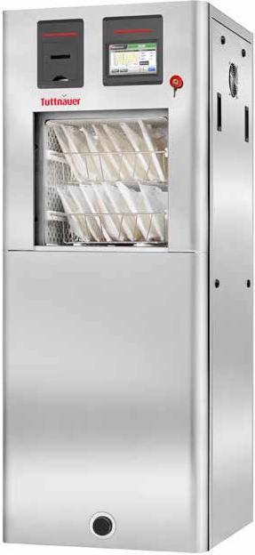 Máy tiệt trùng nhiệt độ thấp Tuttnauer bằng Plasma và hơi nước