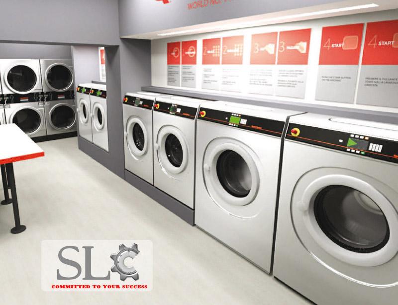 Máy giặt công nghiệp 20kg – Loại máy giặt công nghiệp được bán chạy nhất tại Việt Nam