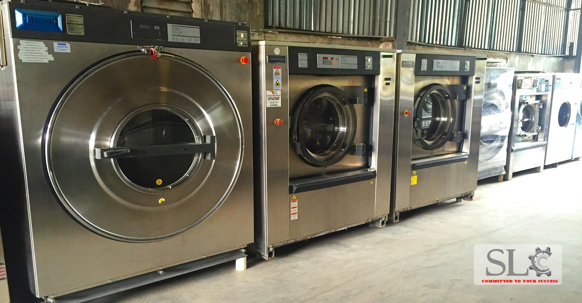 Có nên mua máy giặt công nghiệp cũ giá rẻ không?