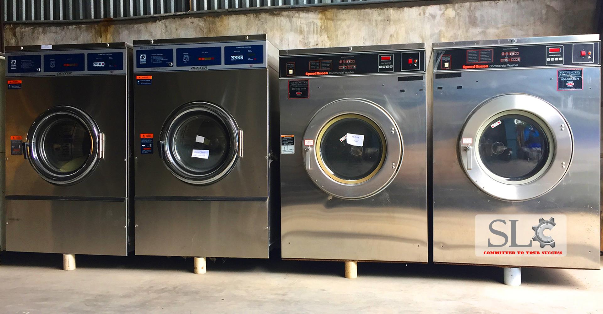 Làm thế nào để bạn kiểm tra máy giặt công nghiệp 20kg 30kg cũ trước khi mua?