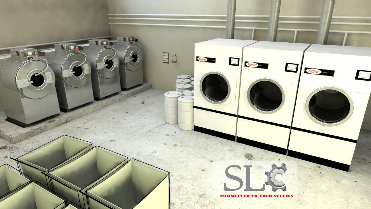 Tư vấn lắp đặt cho máy giặt công nghiệp tốt nhất