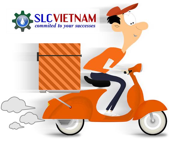 Vận chuyển máy giặt công nghiệp uy tín chỉ có SLC Việt Nam