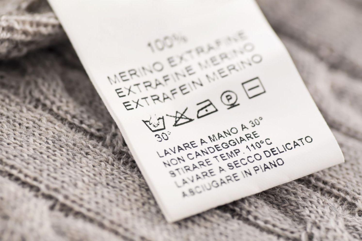 Hướng dẫn đọc các biểu tượng trong giặt là công nghiệp