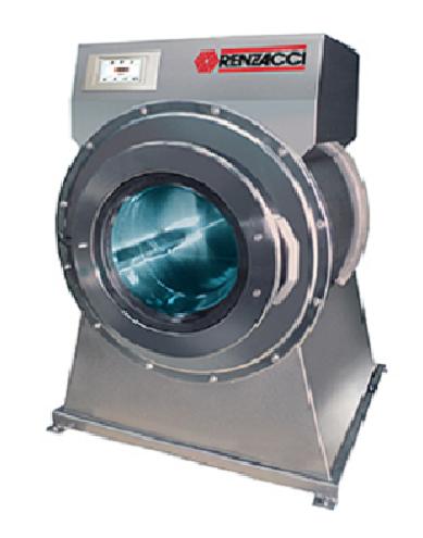 Máy giặt công nghiệp tốc độ cao Renzacci LX 22 E-SpeeD