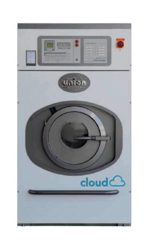 Máy giặt khô công nghiệp Union XL825S