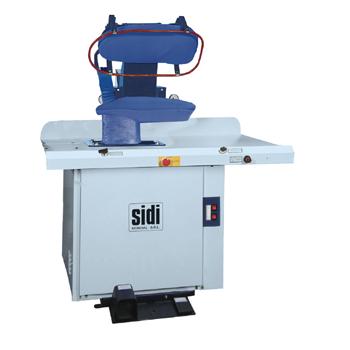 Máy là ép công nghiệp Sidi CT-750/T