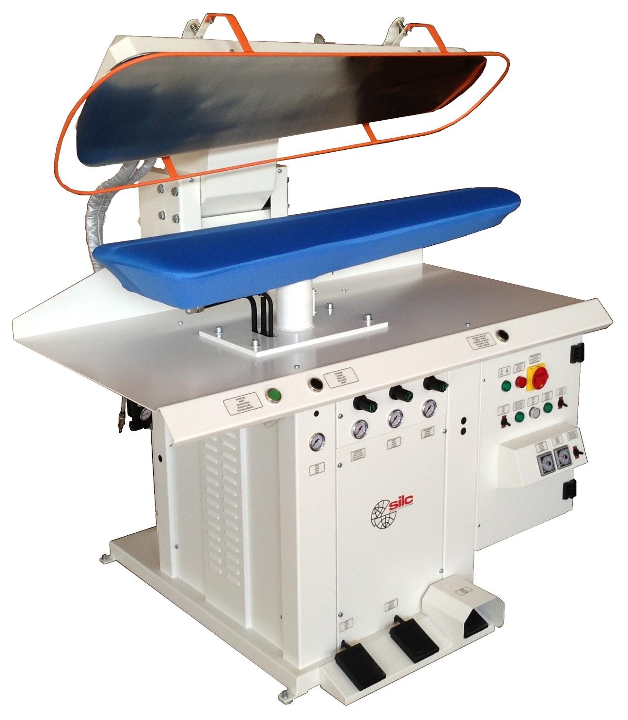 Máy là ép công nghiệp Silc  S / IGP4-E