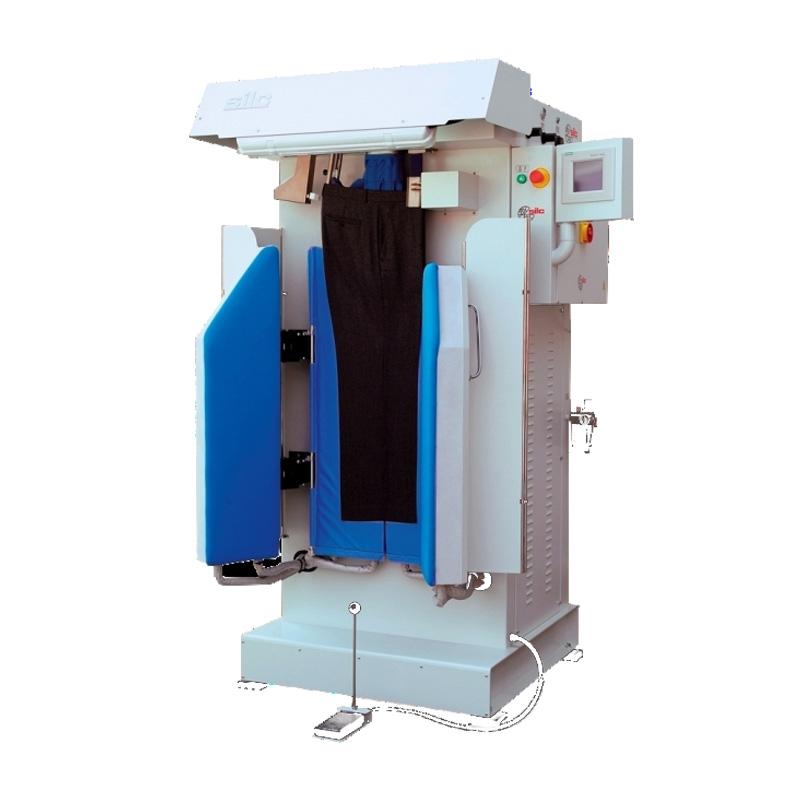 Máy là ép Công nghiệp Silc S / MSP