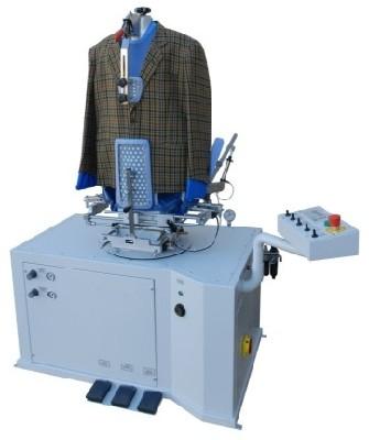 Máy thổi phom công nghiệp Silc S/MSG