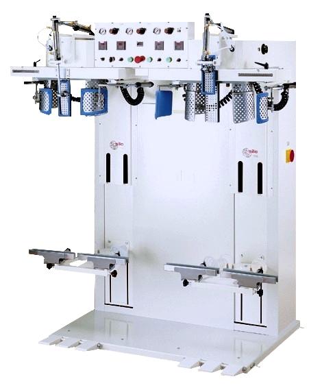 Máy thổi phom công nghiệp Silc S/TP2-TE TANDEM