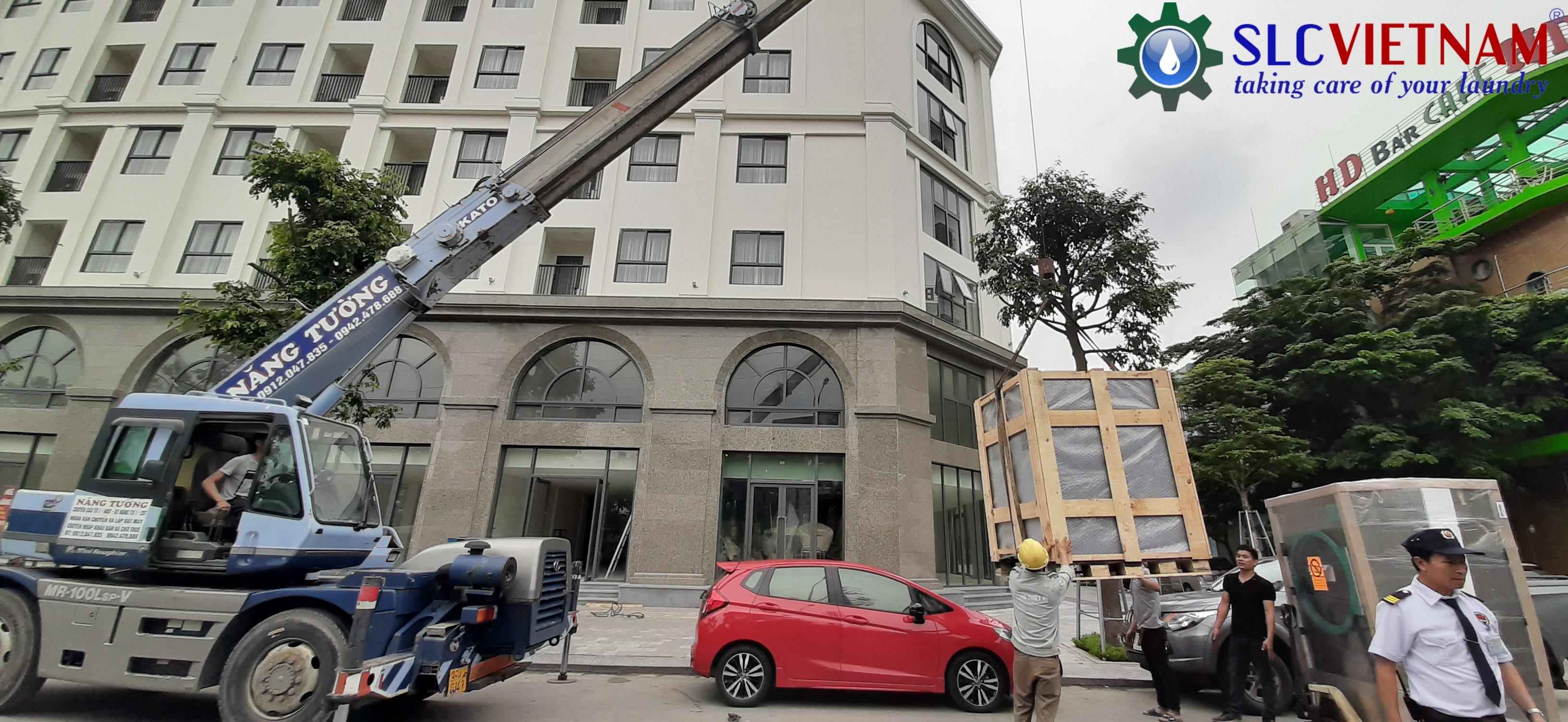 Dự án lắp đặt tại khách sạn Mandala Apec Bắc ninh