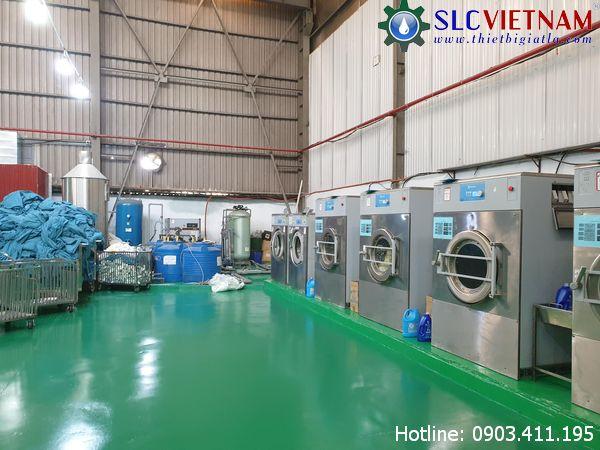 Xưởng giặt là công nghiệp tiêu thụ điện có nhiều hay không? Giải pháp là gì?