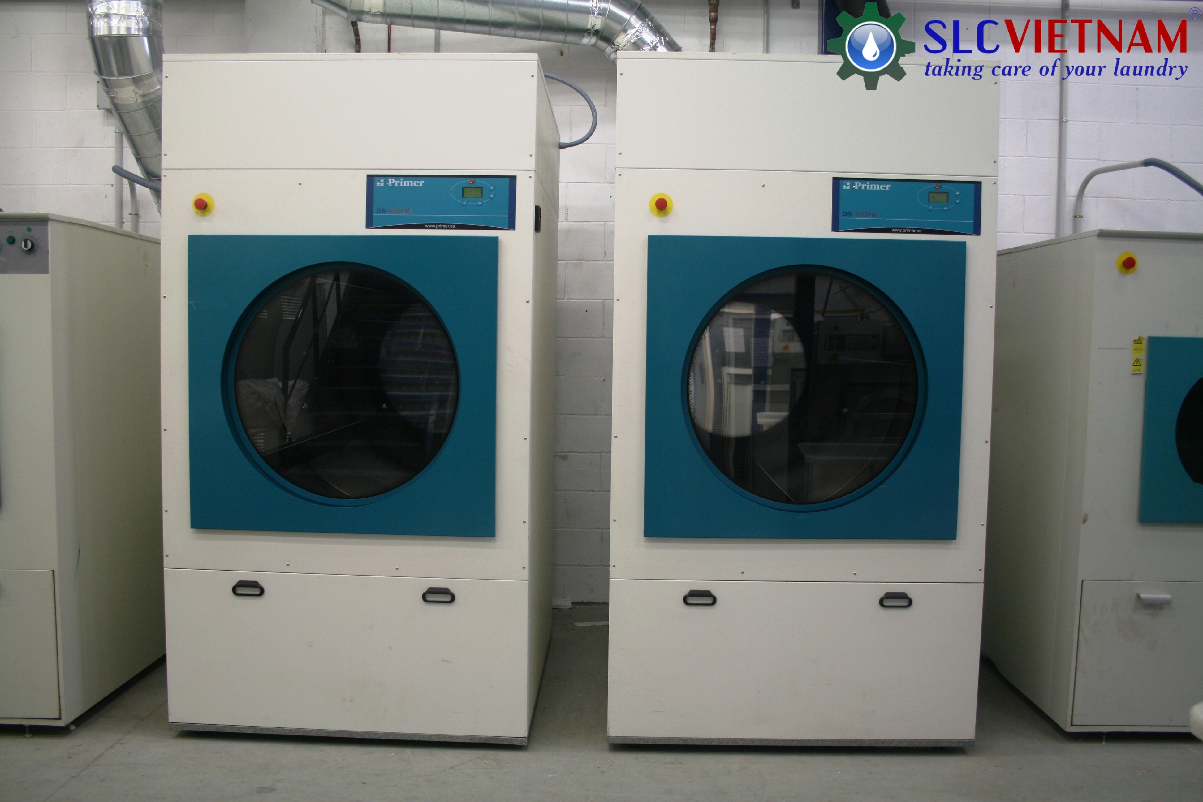 Dự án lắp đặt máy giặt, máy sấy Bệnh Viện Đa Khoa Kỳ Anh, Hà Tĩnh